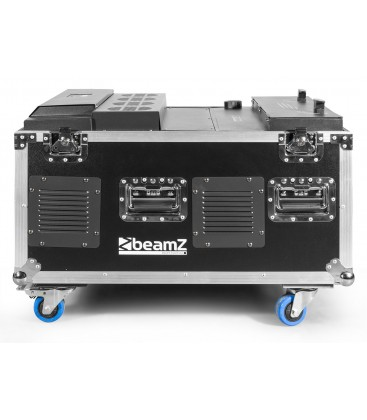 beamZ Pro LF6000 Low Fog Rookmachine Ultrasoon Water-based met dubbele output