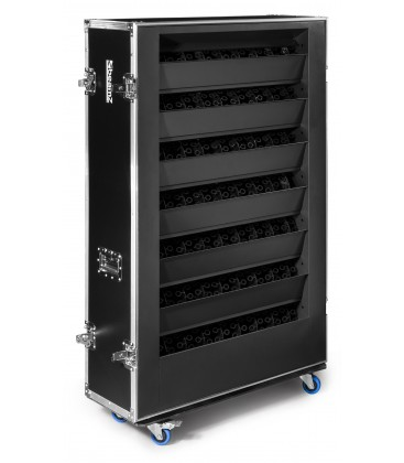 beamZ Pro BG7000 Bellenblaasmachine in flightcase