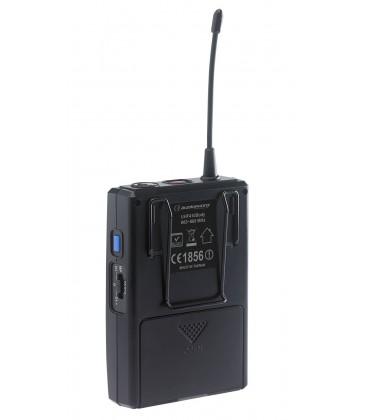 AUDIOPHONY Body-Pack Head-set UHF True Diversity PACK-UHF410-HEAD