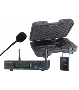 AUDIOPHONY Body-Pack Lavalier set UHF True Diversity PACK-UHF410-LAVA