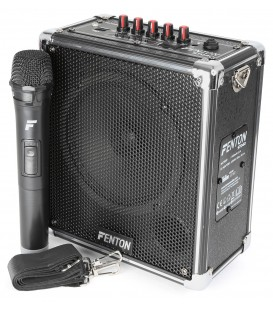 Portable Sound System 40W BT/USB/SD/VHF Fenton ST040