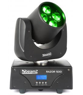 Razor500 Moving Head met Roterende Lenzen beamZ Pro