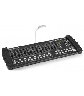 DMX 384 controller 384 kanalen – 12 fixtures x 32 kanalen beamZ