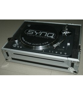 XTRM-1 SYNQ draaitafel met Ortofon Pro in Flight Case