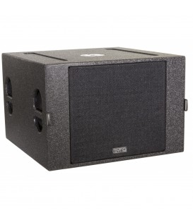 "Professionele passieve subwoofer 2x 12"" 2400W RMS Synq SQ-212"