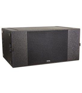 "Professionele passieve subwoofer 2x 18"" 2400W RMS Synq SQ-218"