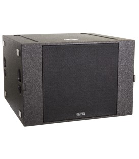 "Professionele passieve subwoofer 2x 15"" 2400W RMS Synq SQ-215"