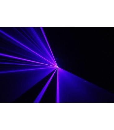 Prospero II Laser Blauw 150mW DMX beamZ