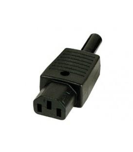 IEC PLUG 10A FMALE ACF1
