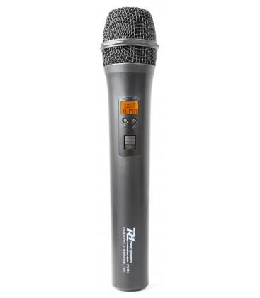 Draadloos Microfoon Systeem UHF 1x 8-Kanaals Microfoon PD781