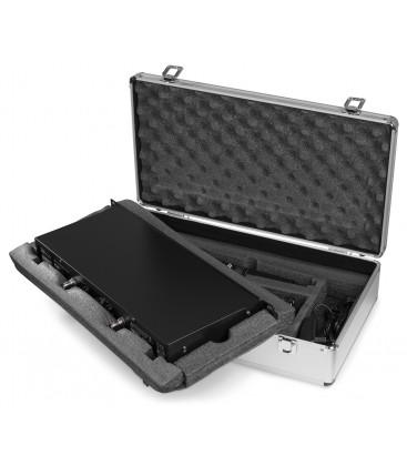 PD632C 2x 20-Kanaals UHF Draadloze microfoonset met 1 handmic. en 1 bodypack