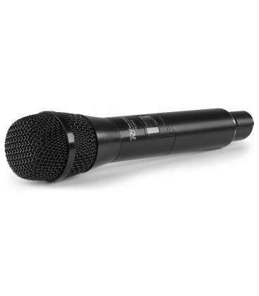 PD504H 4x 50-Kanaals UHF Draadloze microfoonset met 4 handmicrofoons