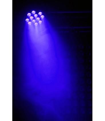 LED FlatPAR 12x 8W 4-in-1 LEDs beamZ BT310
