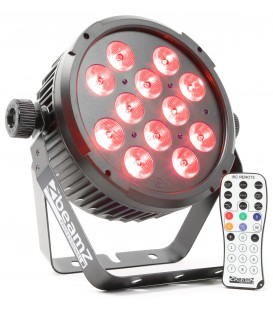 LED FlatPAR 12x 8W 4-in-1 LEDs beamZ BT310