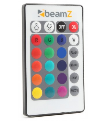 LED Battery Uplight Par 6x 12W beamZ BBP96