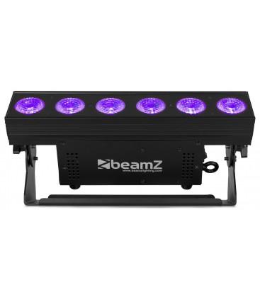LED Battery Bar 6x 12W beamZ BBB612