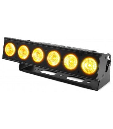 LED Battery Bar 6x 12W beamZ BBB612