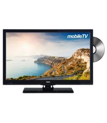 NIKKEI NLD22FMBL SMART 22inch LED DVD DVB-S2/T/C CI+ 12/230V