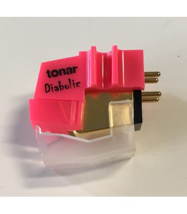 DIABOLIC-E cartridge SYNQ® cartridge with high output 8mV
