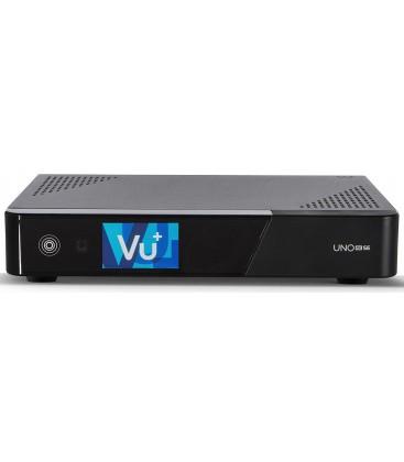 VU+ Uno 4K SE - 1x Dual FBC DVB-S2 Twin Tuner SSD 1000GB