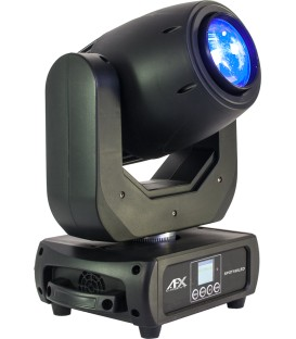 VERHUUR MOVING HEAD 'SPOT' WITTE LED 180W AFX SPOT180LED PER DAG