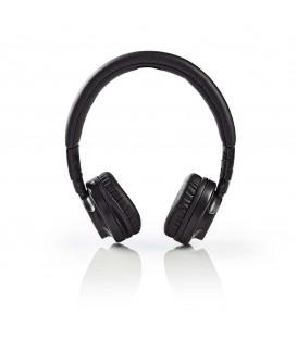 Streetline On-Ear Koptelefoon Opvouwbaar Zwart HPWD2100BK