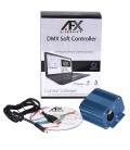DMX CONTROL SOFTWARE WITH USB INTERFACE AFX LS512DMX