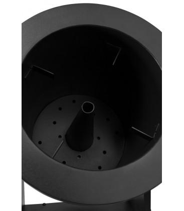 beamZ CC1200 Confetti launcher met DMX en draadloze afstandsbediening