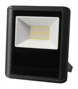 PODIUM- BEURSSTAND FLOODLIGHT LED 50W 4000K Powercon True In-Out