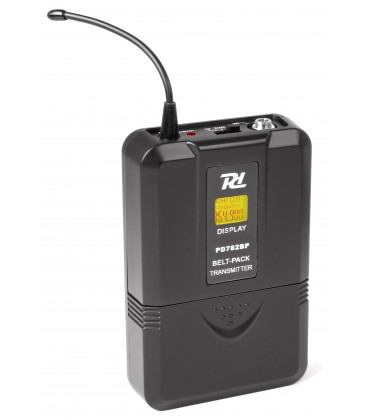 Bodypack voor Power Dynamics PD780-serie PD782BP