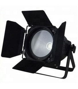 COB Stage Par64 200W LED RGB YLC-200PRO + Barndoor Swivel
