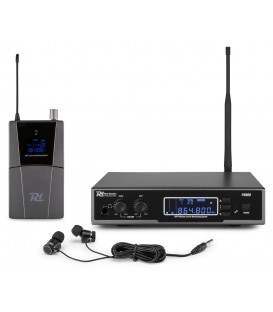 PD800 In Ear Monitoring Systeem UHF