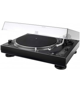 Dual Professionele USB DJ-platenspeler + Audio Technica AT3600L