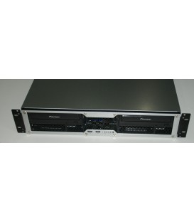 "Intel i7 Octa-Core PC 8 x 3,0 Ghz 2 X Pioneer CD - DVD 19"" Rack Montage"