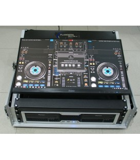 "TOUCH SCREEN PC 22"" 2 X Pioneer DVD Intel i5 6 x 2,9 Ghz in Flight Case"