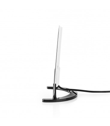 Indoor HDTV Antenne UHF VHF FM DVB-T2 DAB+ ANIR2501BK700