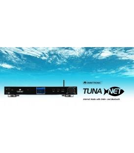 "Internet Radio met DAB+ en Bluetooth 19"" OMNITRONIC TUNA-NET"