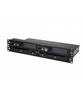 OMNITRONIC XDP-3001 Double Slot-in CD and USB/SD MP3 Player