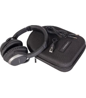 Bluetooth Hoofdtelefoon met Active Noise Cancelling Madison MAD-HNB150