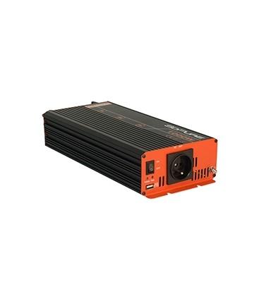 Vechline SoPure Omvormer 1000W Pure Sinus Inverter