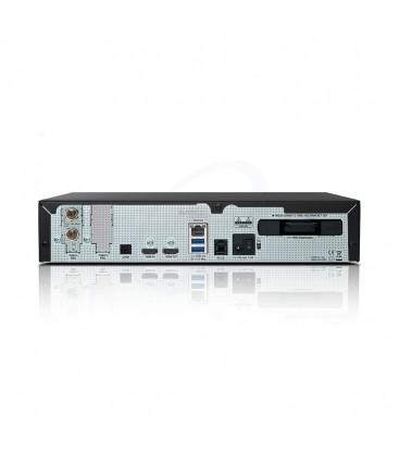 VU+ DUO 4K SE UHD S2X FCB Twin Tuner +HDD 500GB