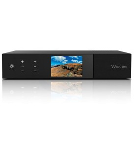 VU+ DUO 4K SE UHD S2X FCB Twin Tuner + HDD 500GB