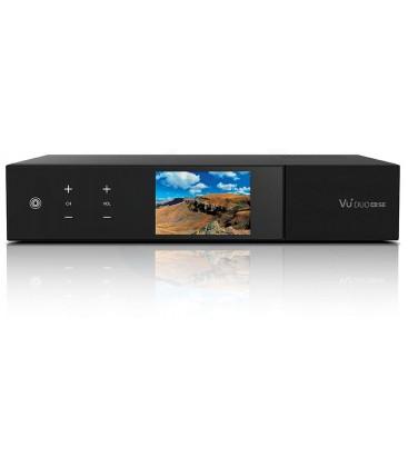 VU+ DUO 4K SE UHD S2X FCB Twin Tuner + HDD 2TB