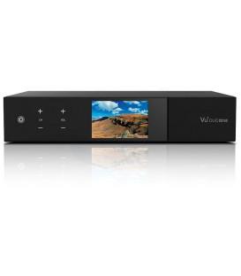VU+ DUO 4K SE UHD S2X FCB Twin Tuner + SSD 1000GB