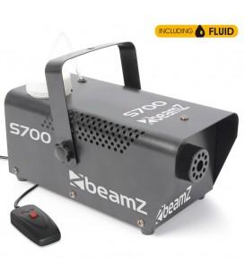 Rookmachine inclusief vloeistof beamZ S700