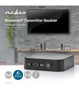 Audio-Ontvanger/Zender Bluetooth 3.5 mm Nedis BTTC100BK