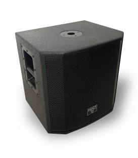 MAC-Q MID1205 Passieve Midrange Speaker 500 Watt RMS Neodymium
