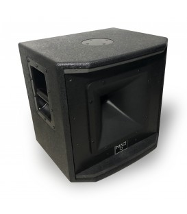 MAC-Q TOP1203 Passieve High Tone 300 Watt RMS Compression