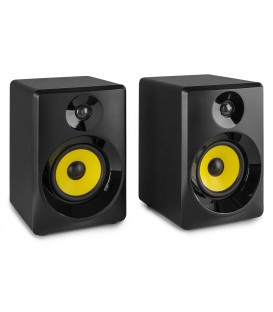 SMN50B Set Actieve Studio Monitor Speakers 5""