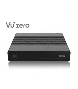 VU+ ZERO V2 Single Tuner HD SAT - HEVC H.265